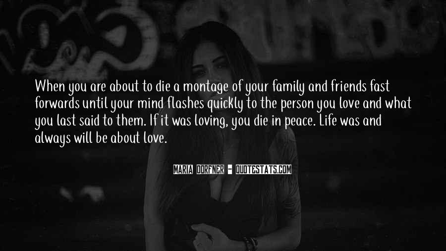Life Death Family Quotes #1411123