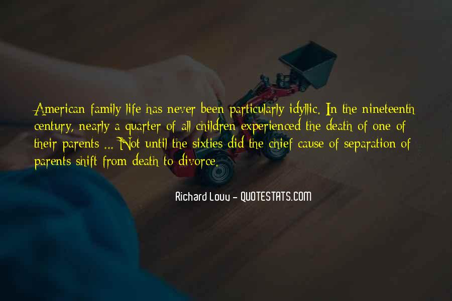 Life Death Family Quotes #1621434