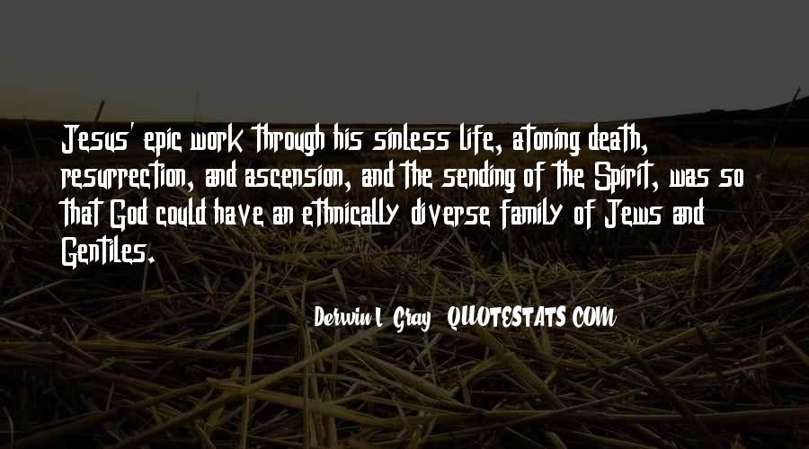 Life Death Family Quotes #750987