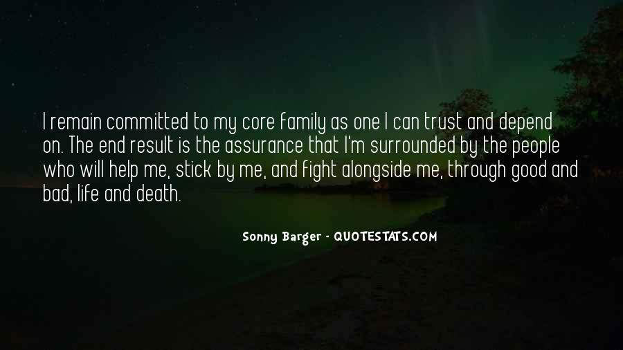 Life Death Family Quotes #892467