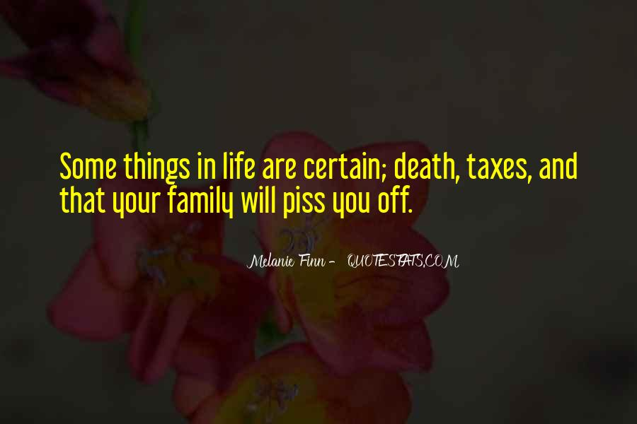 Life Death Funny Quotes #1223671