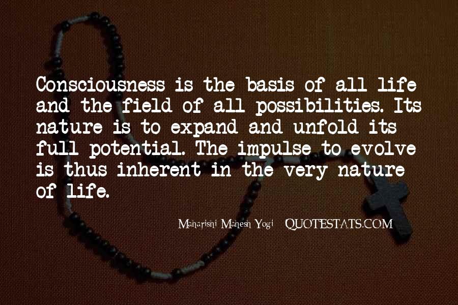 Life Evolve Quotes #1106609