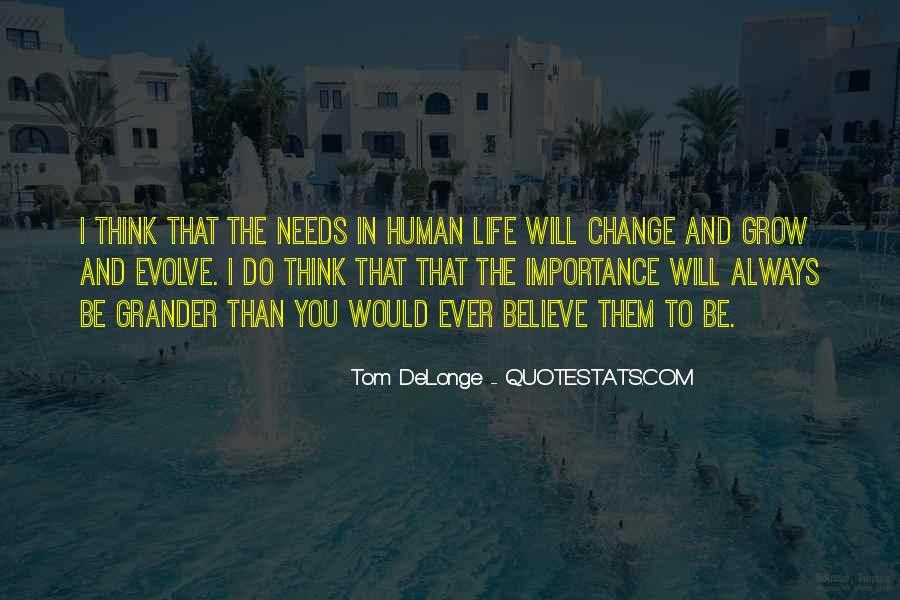 Life Evolve Quotes #1272458