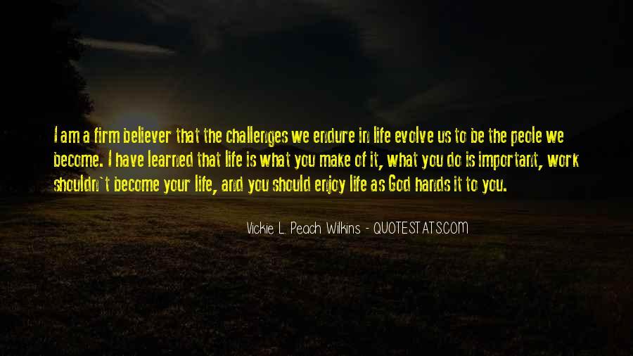 Life Evolve Quotes #1400274