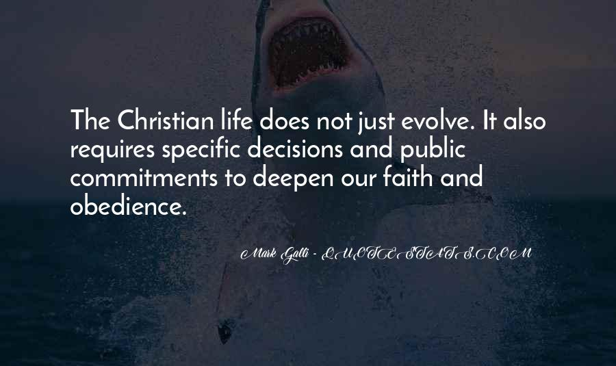 Life Evolve Quotes #1479195