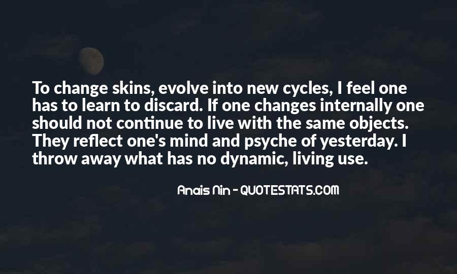 Life Evolve Quotes #1486813