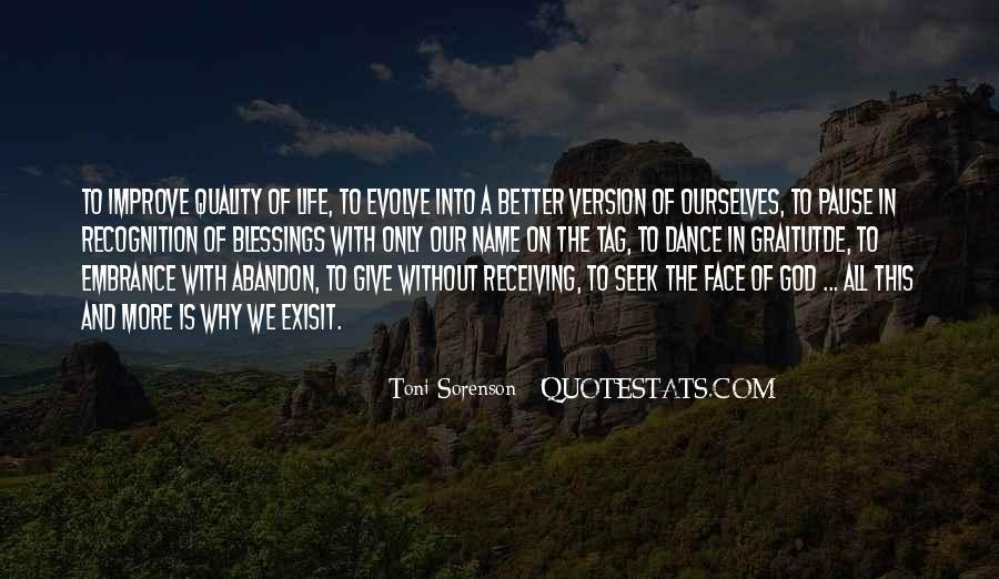 Life Evolve Quotes #1540565