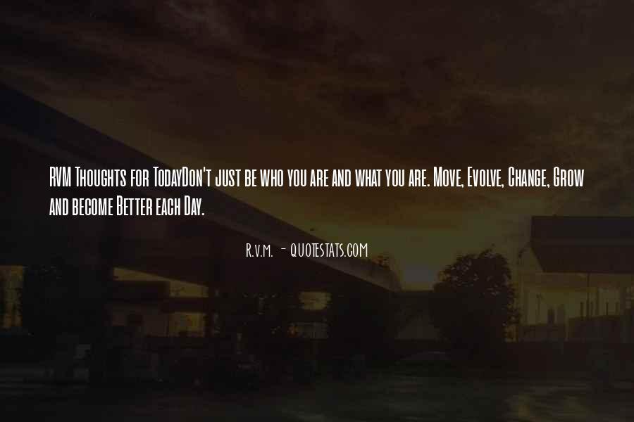 Life Evolve Quotes #1688325