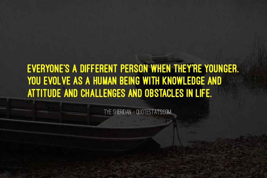 Life Evolve Quotes #405132