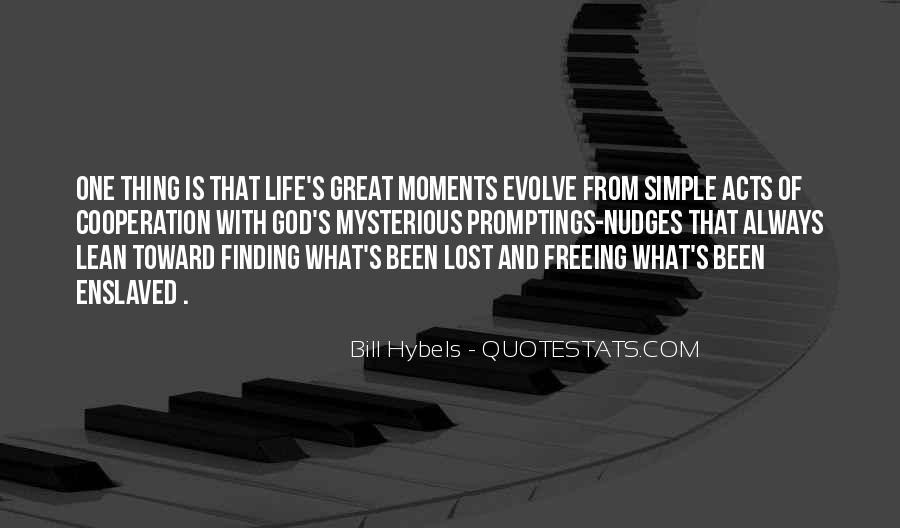 Life Evolve Quotes #447829