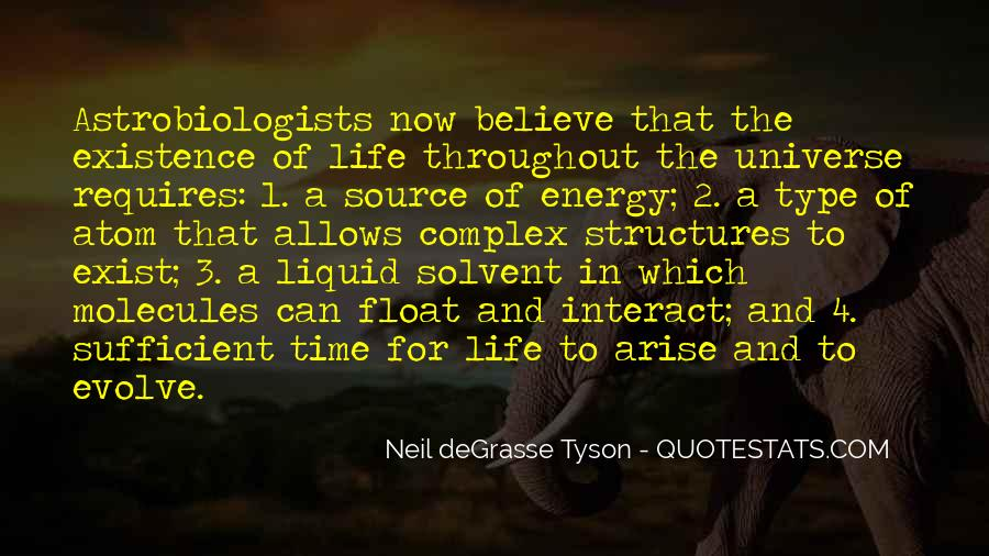 Life Evolve Quotes #688642