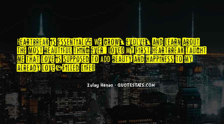 Life Evolve Quotes #803204
