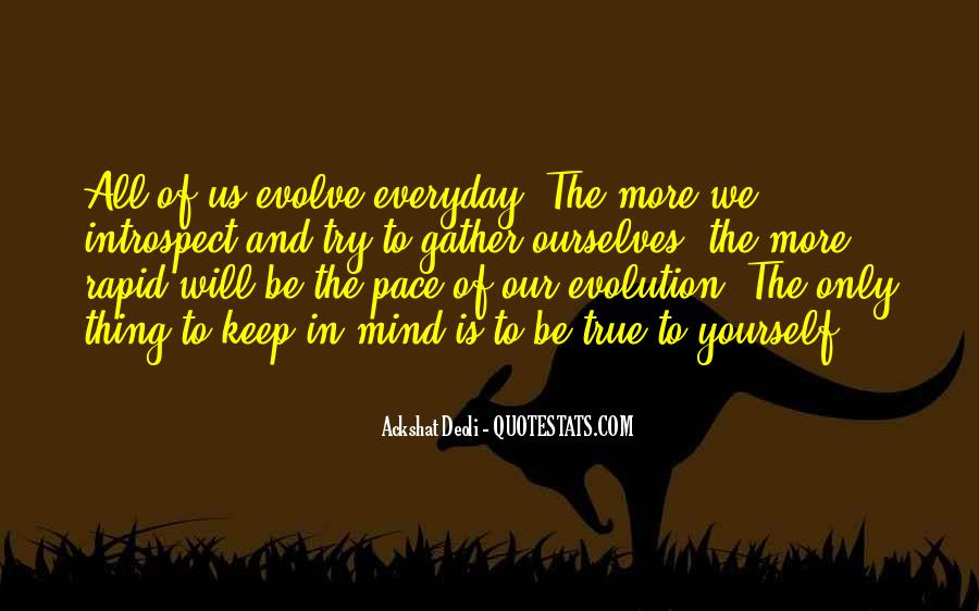 Life Evolve Quotes #819010