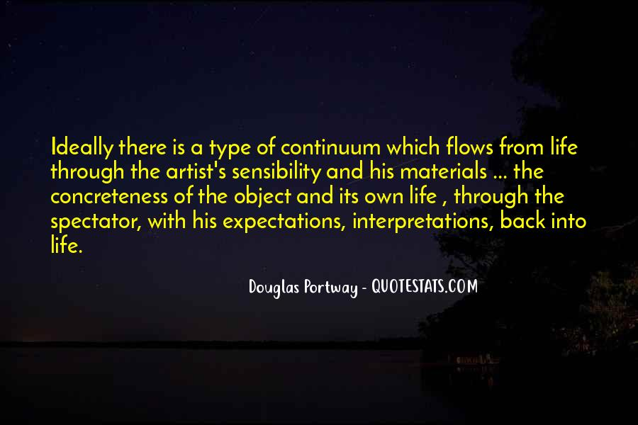 Life Flows Quotes #1124167