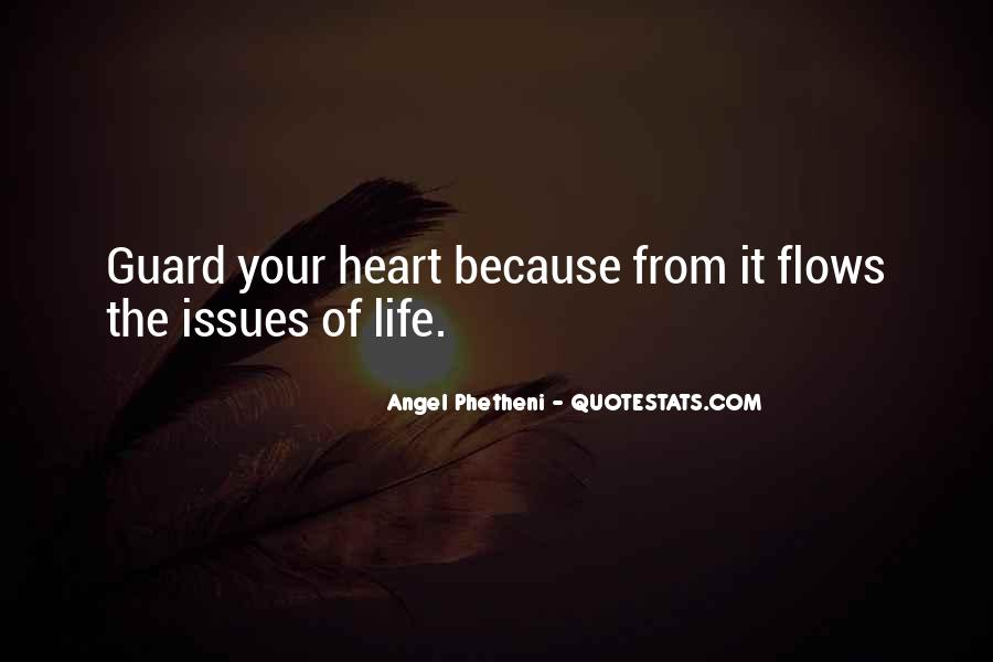 Life Flows Quotes #1234360