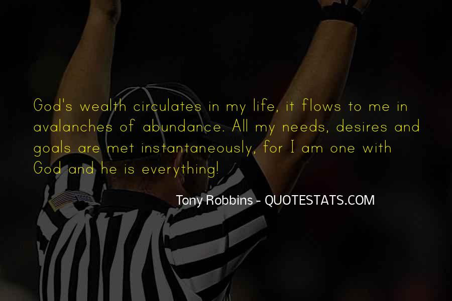Life Flows Quotes #341223