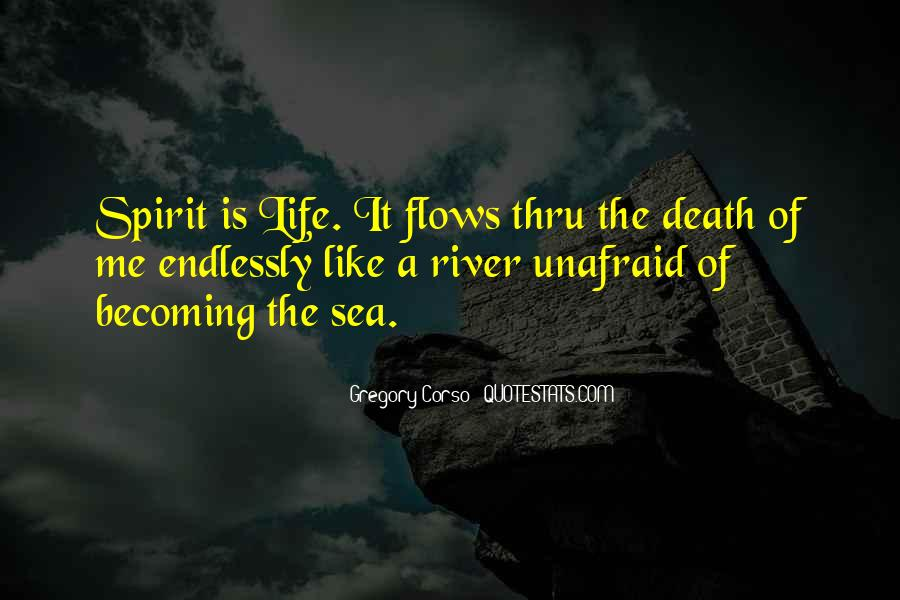 Life Flows Quotes #680929