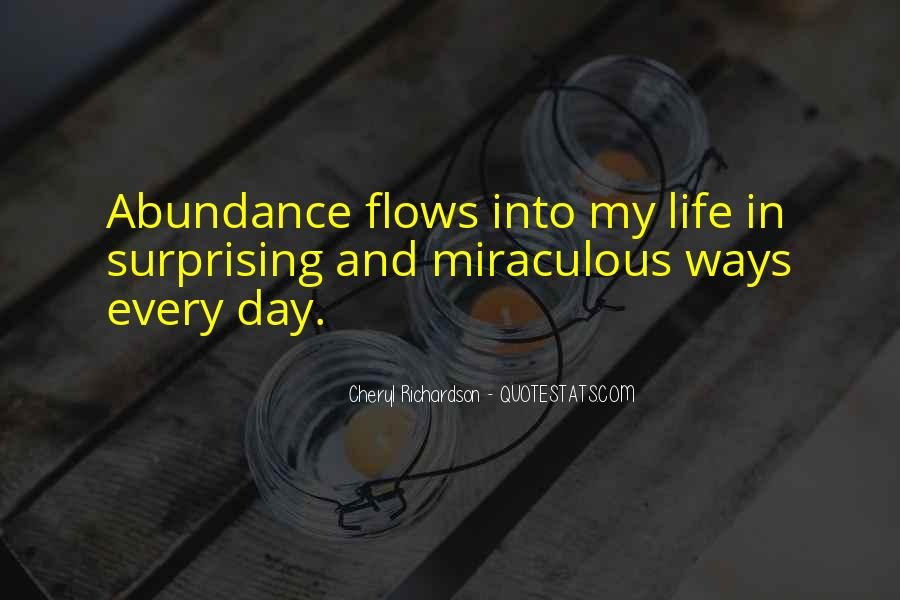 Life Flows Quotes #839795