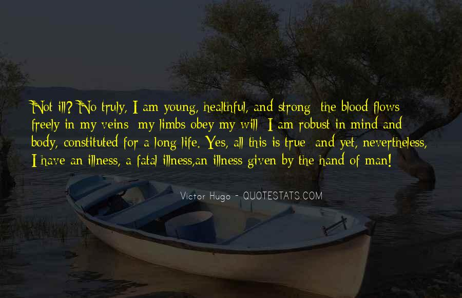 Life Flows Quotes #980285