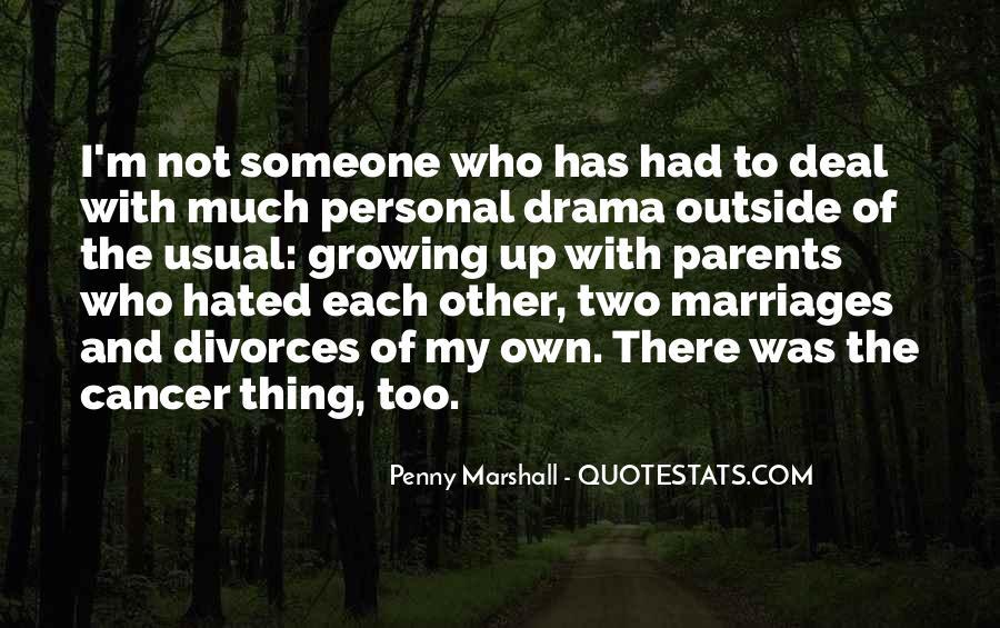 Quotes About Divorces #1060913