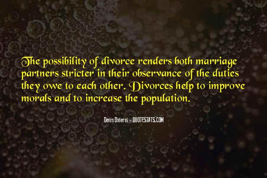 Quotes About Divorces #1403274
