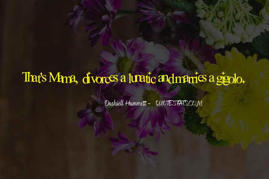 Quotes About Divorces #1587850