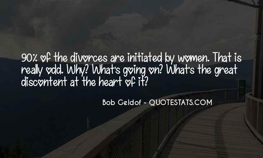 Quotes About Divorces #1591821