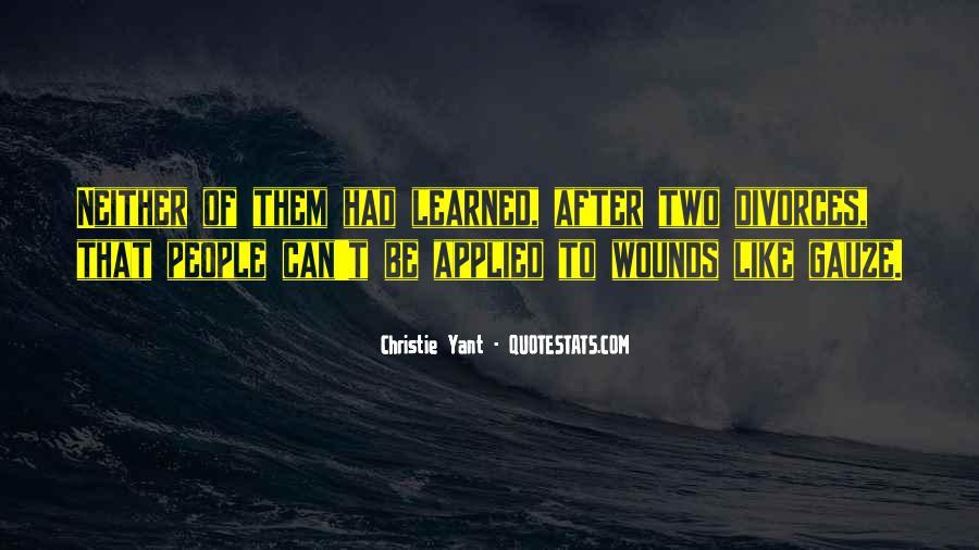 Quotes About Divorces #1757862