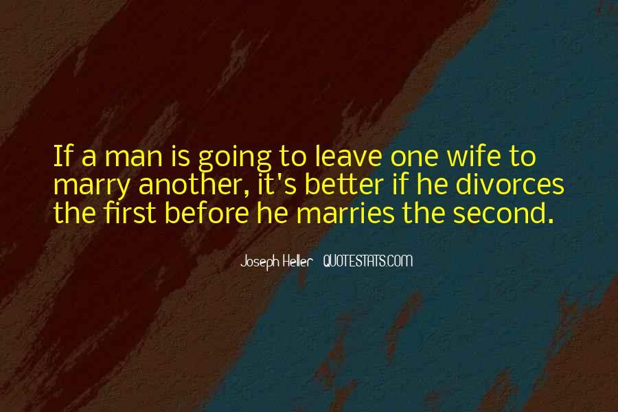 Quotes About Divorces #1762190