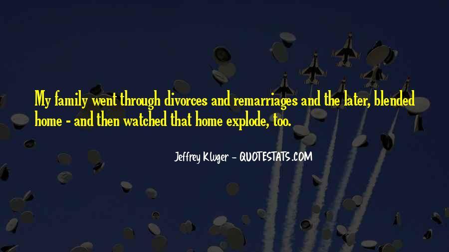 Quotes About Divorces #177530