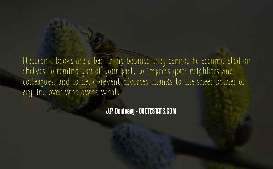 Quotes About Divorces #1821902