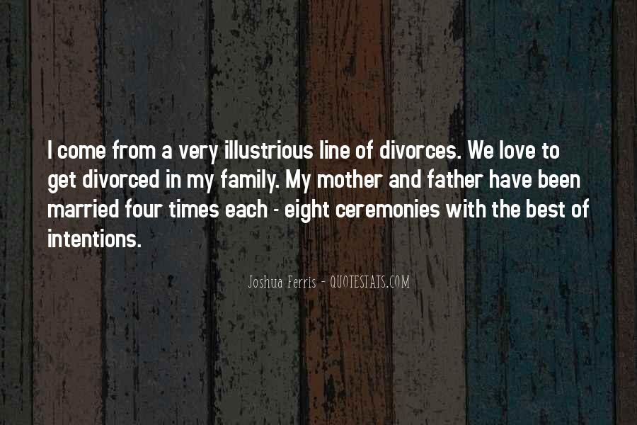Quotes About Divorces #1871627