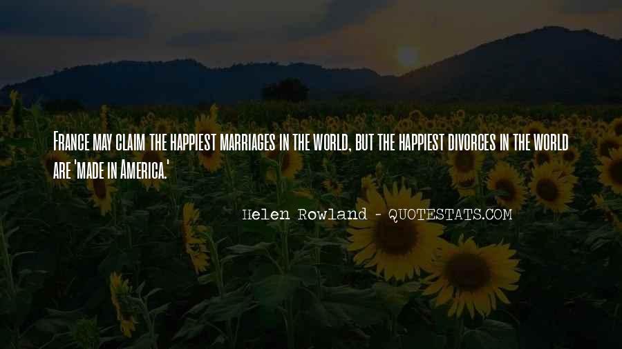 Quotes About Divorces #343533