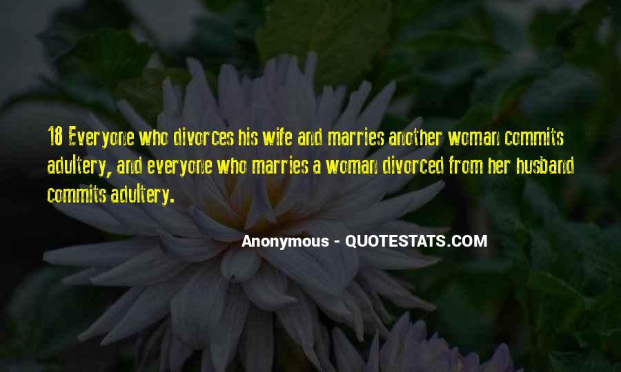 Quotes About Divorces #45086