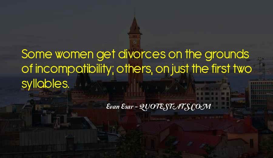 Quotes About Divorces #724080