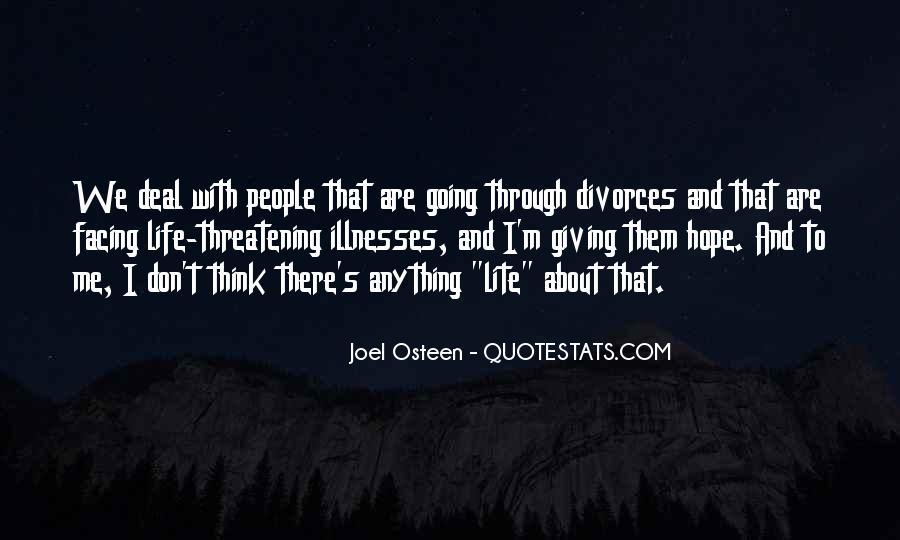 Quotes About Divorces #884677