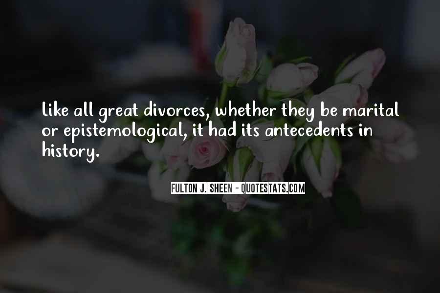 Quotes About Divorces #887595