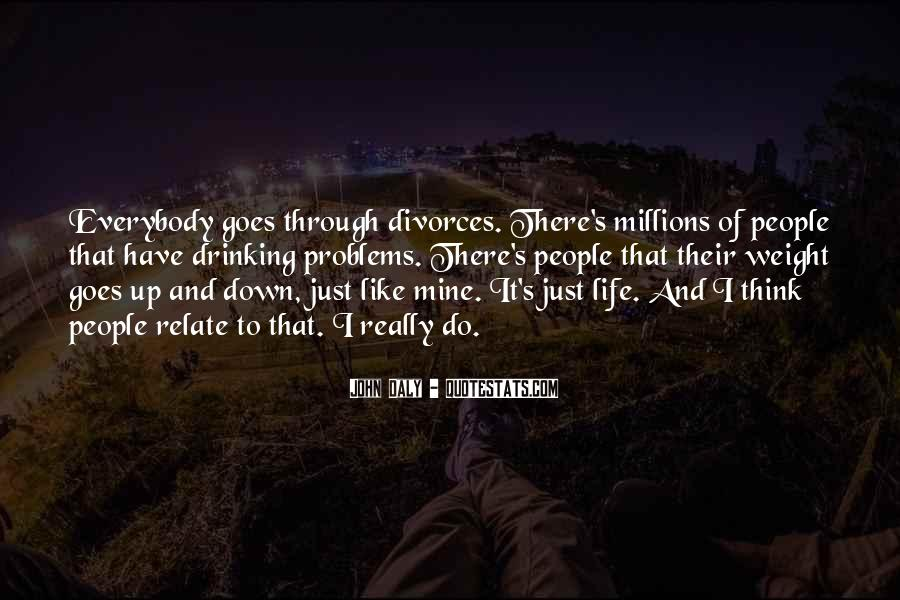 Quotes About Divorces #95325