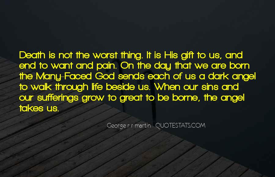 Life Gift God Quotes #1035061