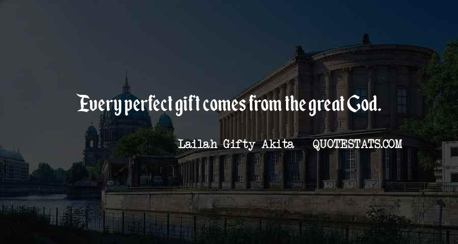 Life Gift God Quotes #118128
