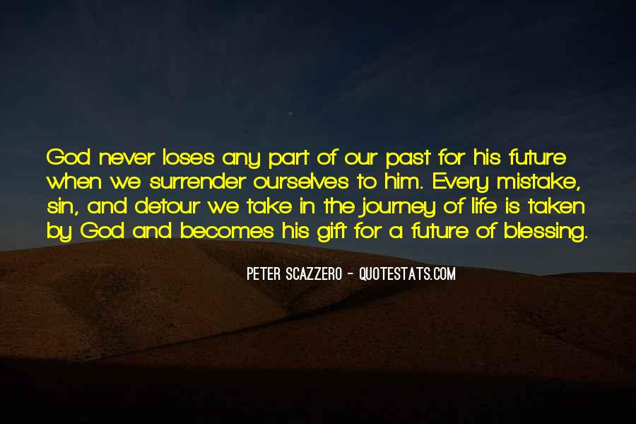 Life Gift God Quotes #221571