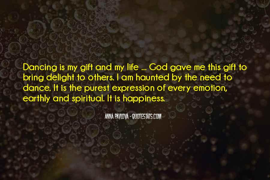 Life Gift God Quotes #293617