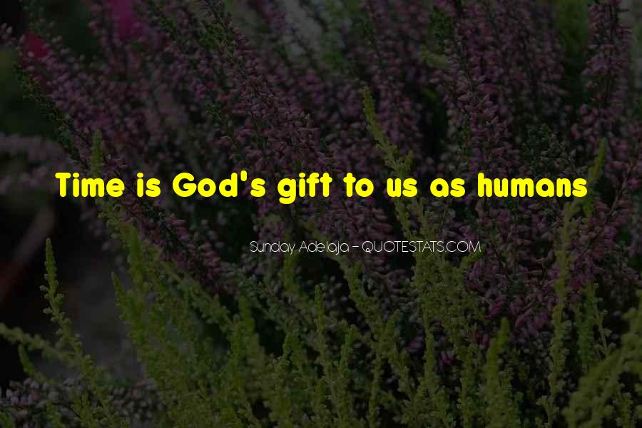 Life Gift God Quotes #333415