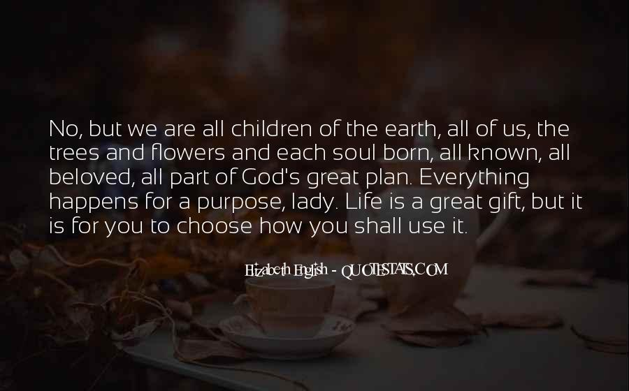 Life Gift God Quotes #436772