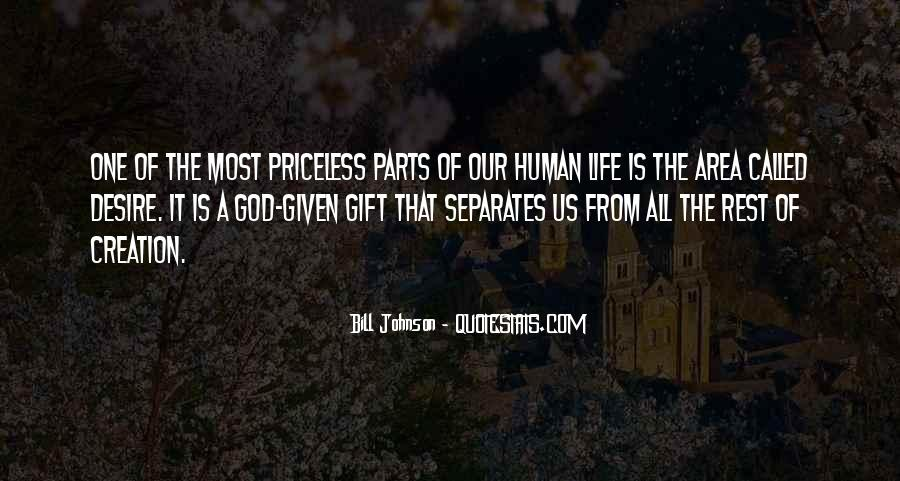 Life Gift God Quotes #645814