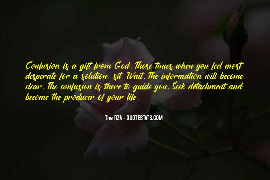 Life Gift God Quotes #734339
