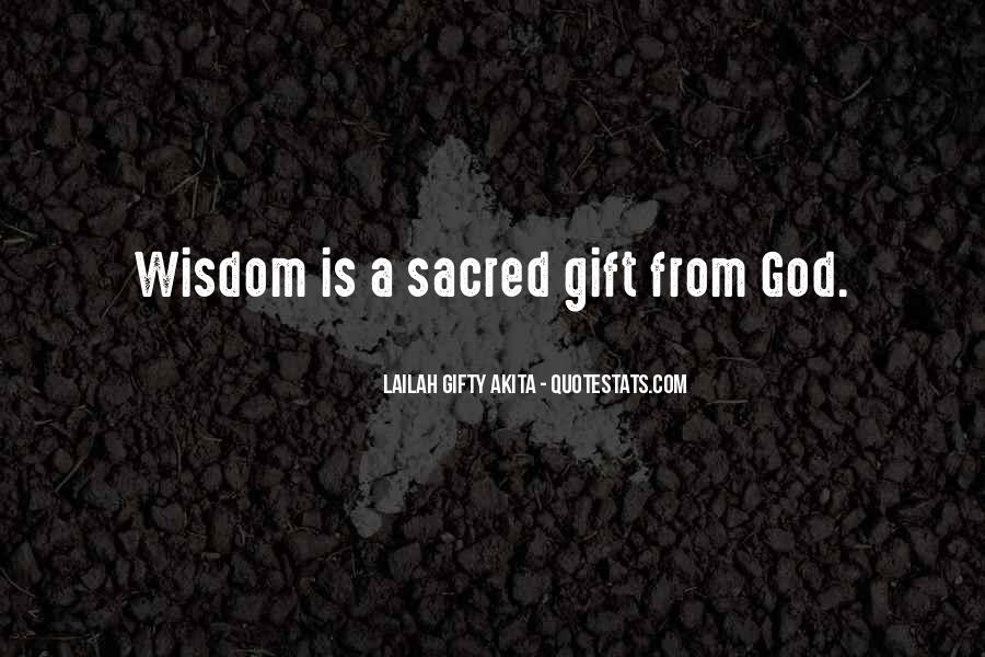 Life Gift God Quotes #739306