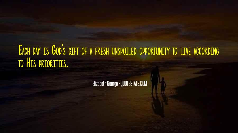 Life Gift God Quotes #878251