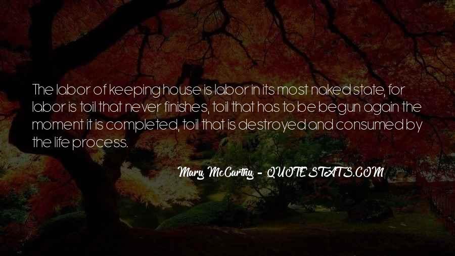 Life Has Begun Quotes #1306399
