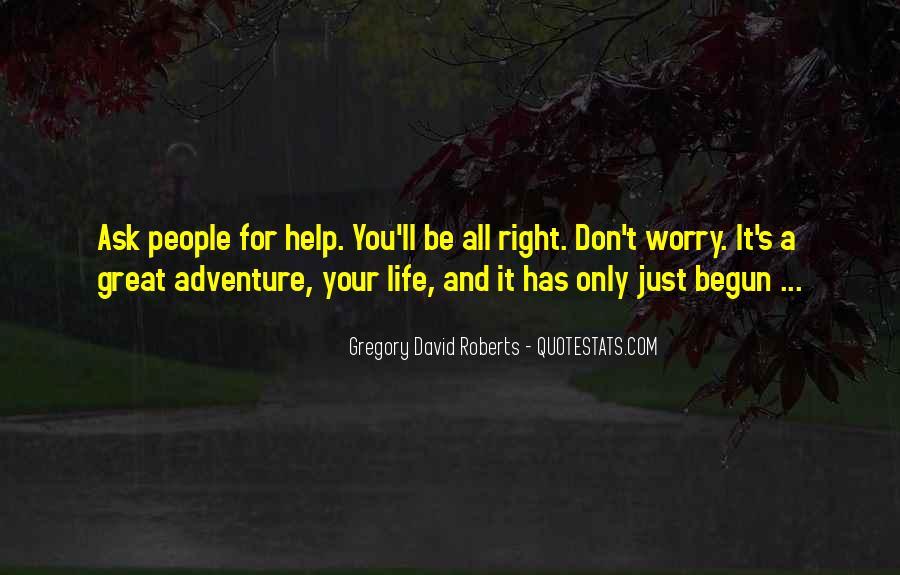 Life Has Begun Quotes #294570